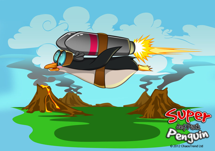 Gemma suen super jetpack penguin promotional 3 by m intimacy d4zs7ei