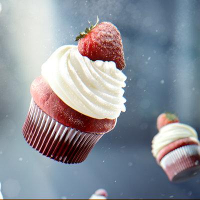 Stavros fylladitis cupcakes shot