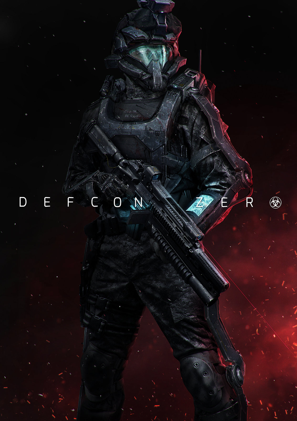 DEFCON 0 - Lt. Miller