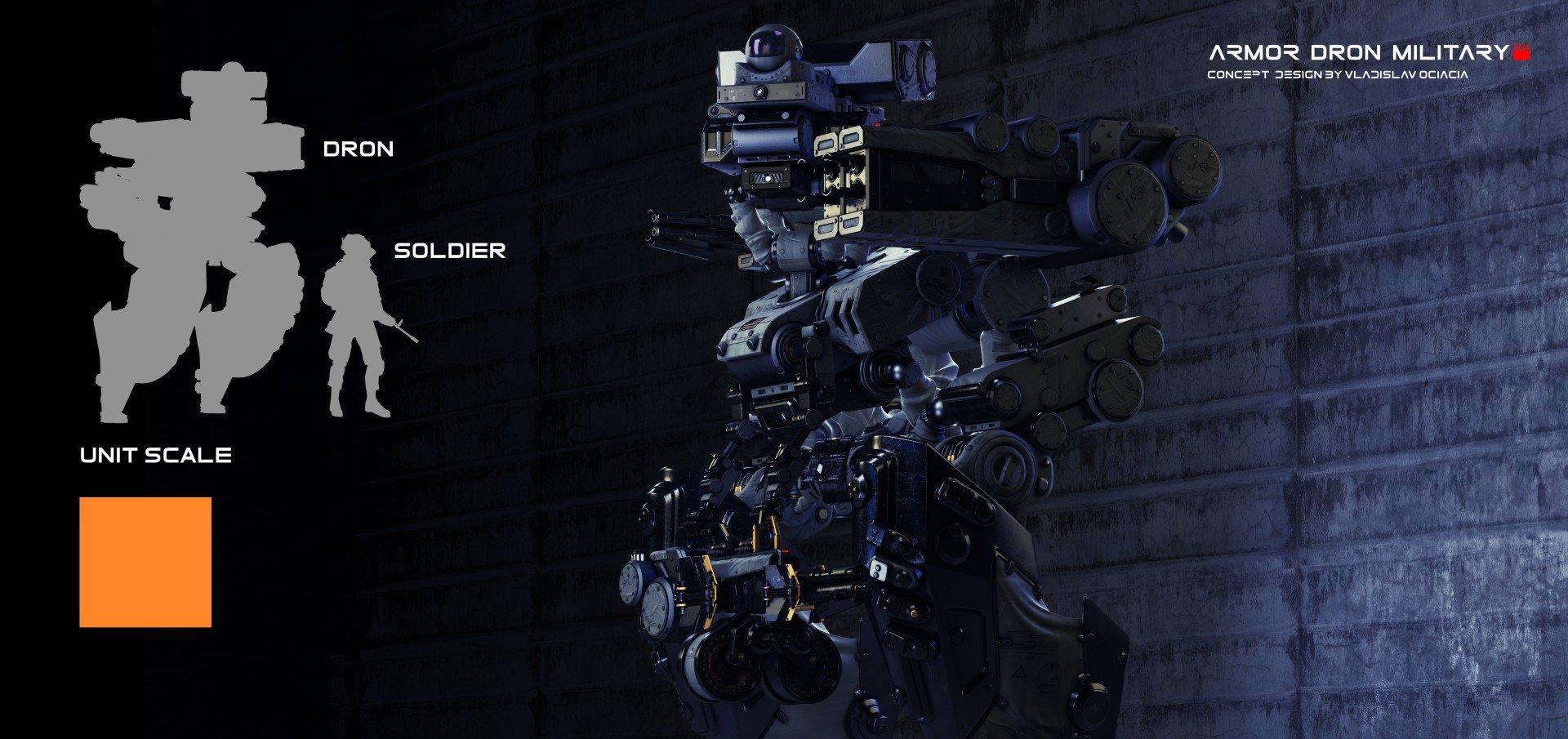 Vladislav ociacia armored dron iii 13