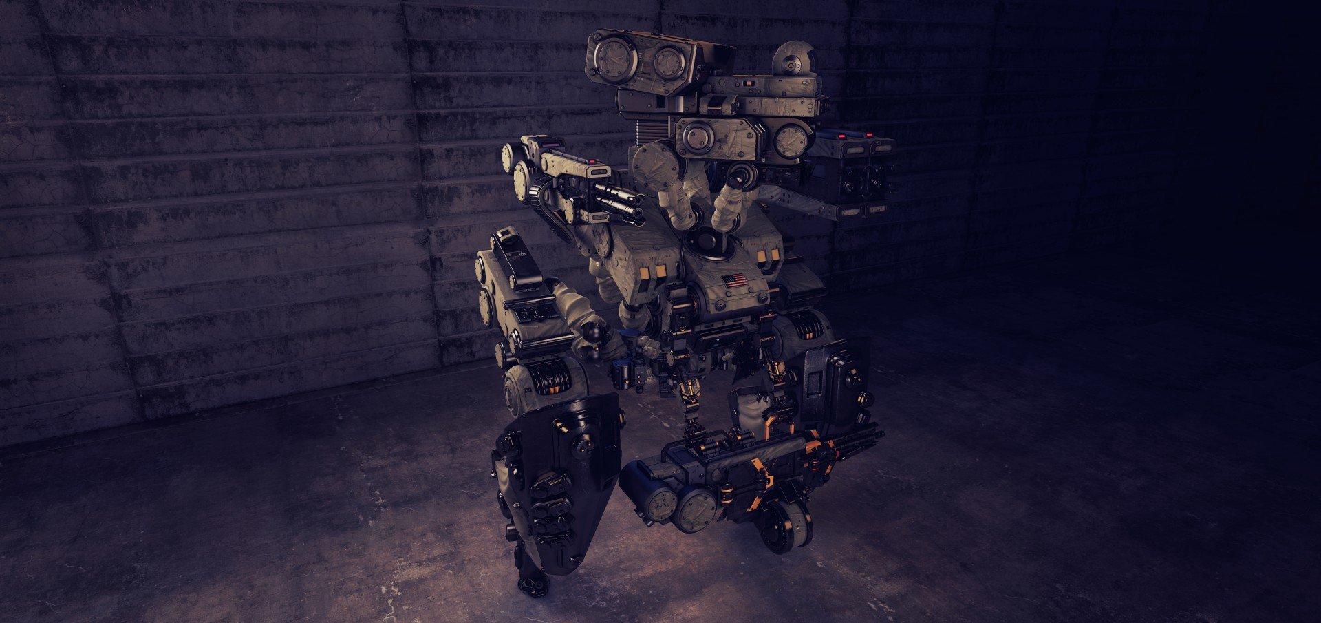 Vladislav ociacia armored dron iii 3