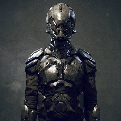 Daniel bystedt small scifiarmor front