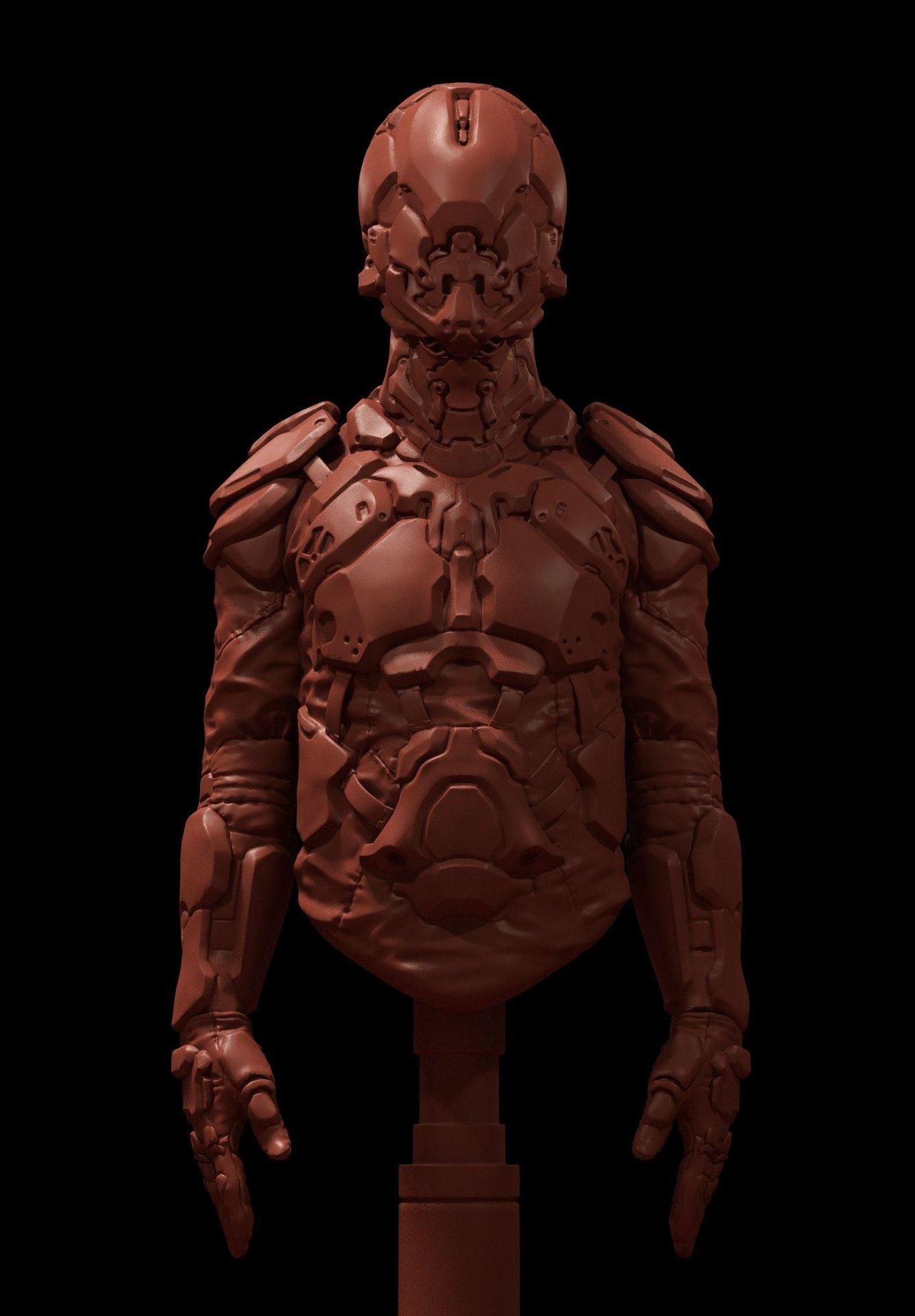 Daniel bystedt scifi armor 0002