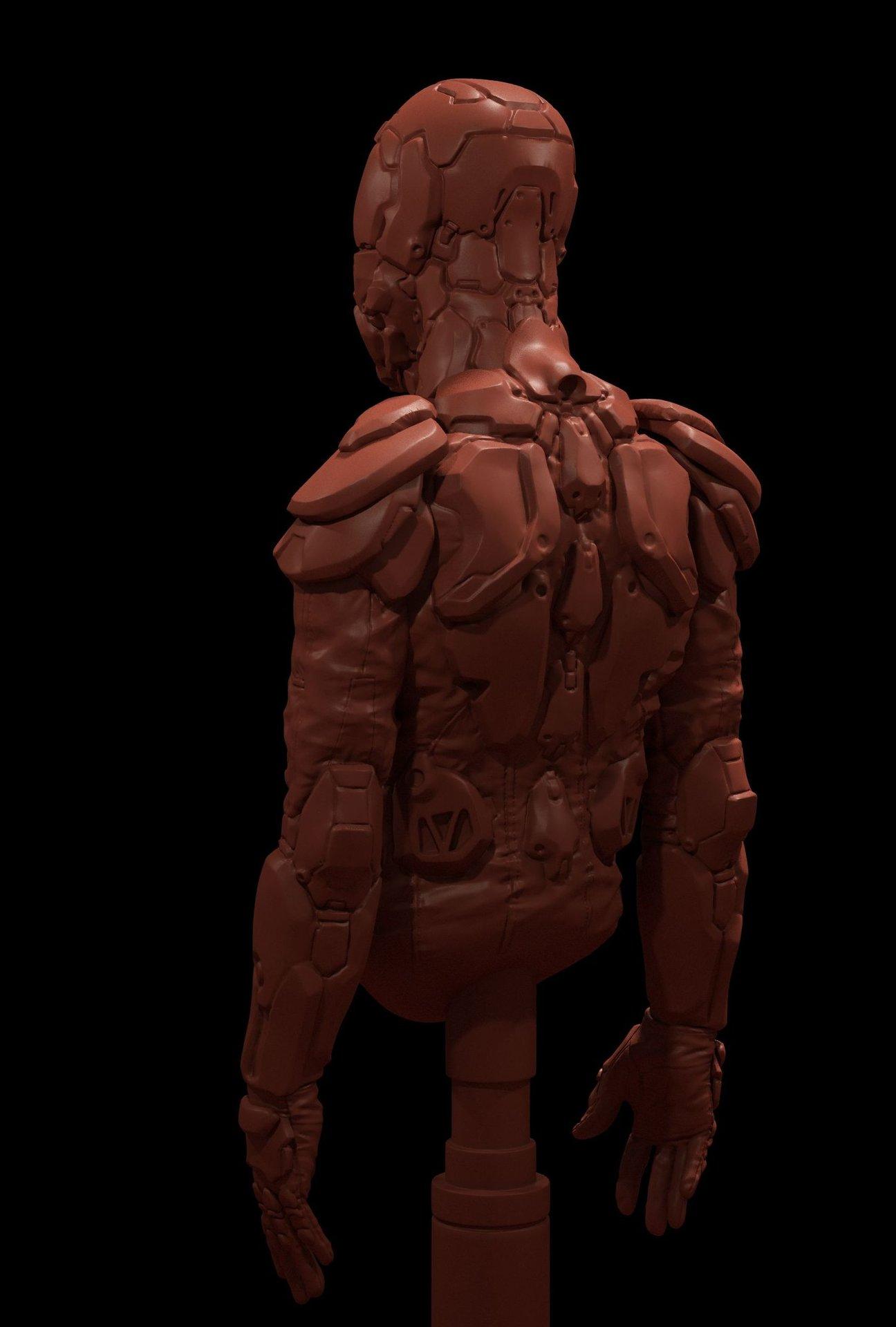 Daniel bystedt scifi armor 0004