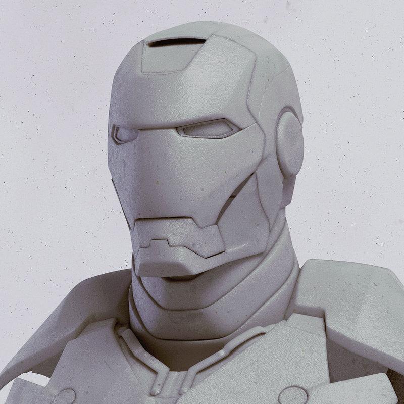 Iron Man - Mark III