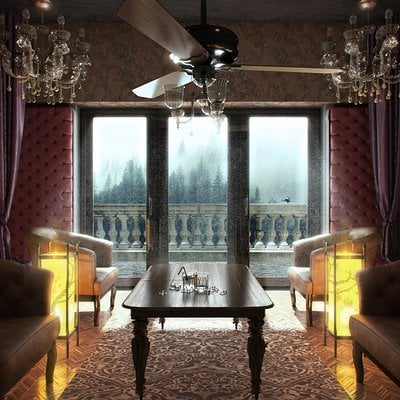 Wai kin lam av quaint room