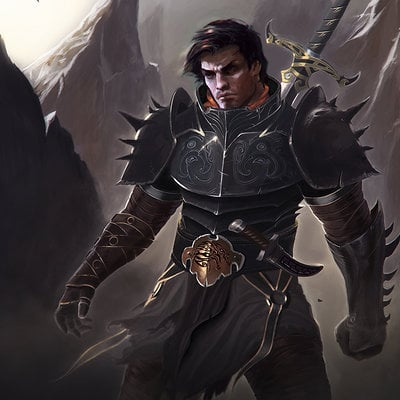 Ruben kaae dragon hunter