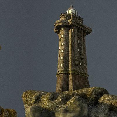Marius popa lighthouse