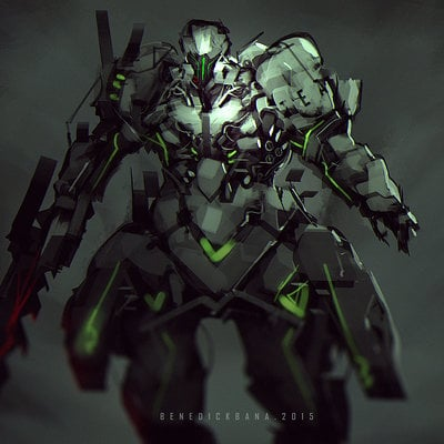 Benedick bana project kill