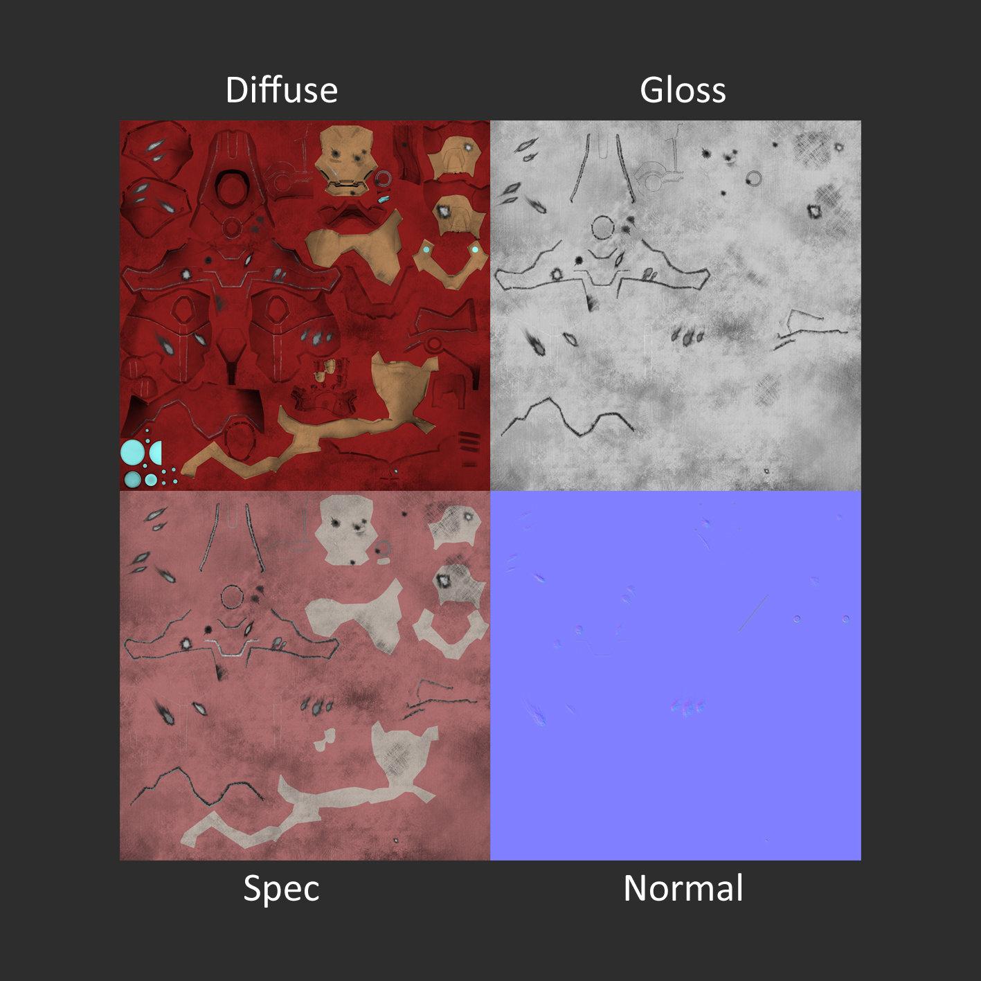 Andrew staley bleeding edge texture sheet1