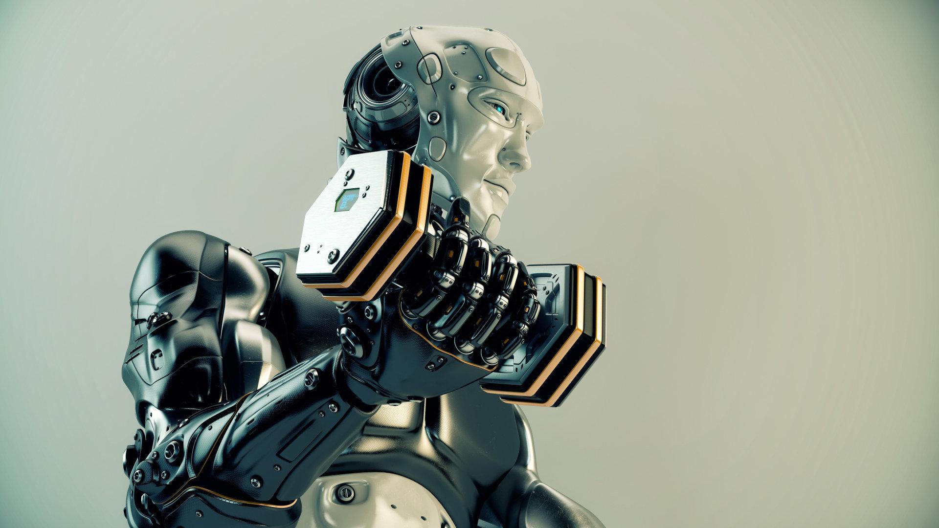 Vladislav ociacia robot dumbell 6