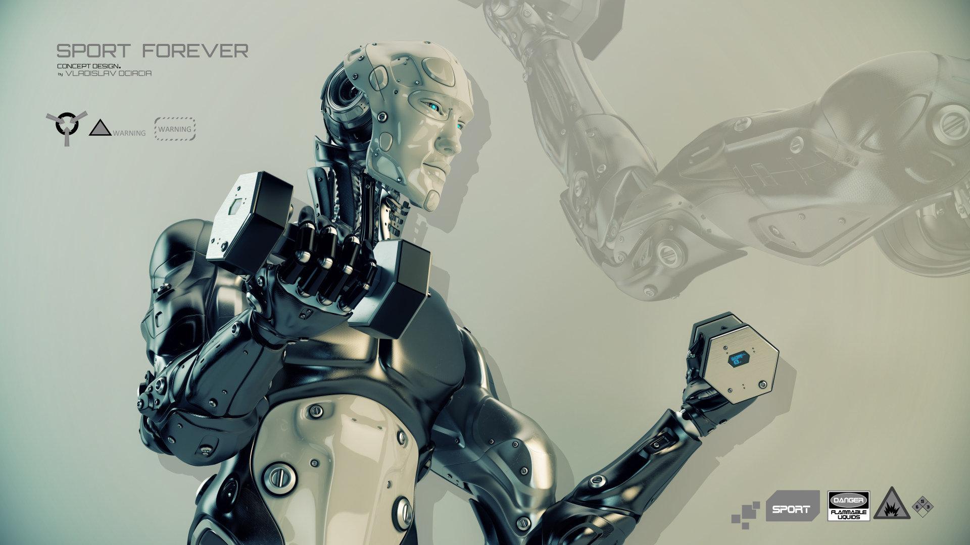 Vladislav ociacia robot dumbell 13