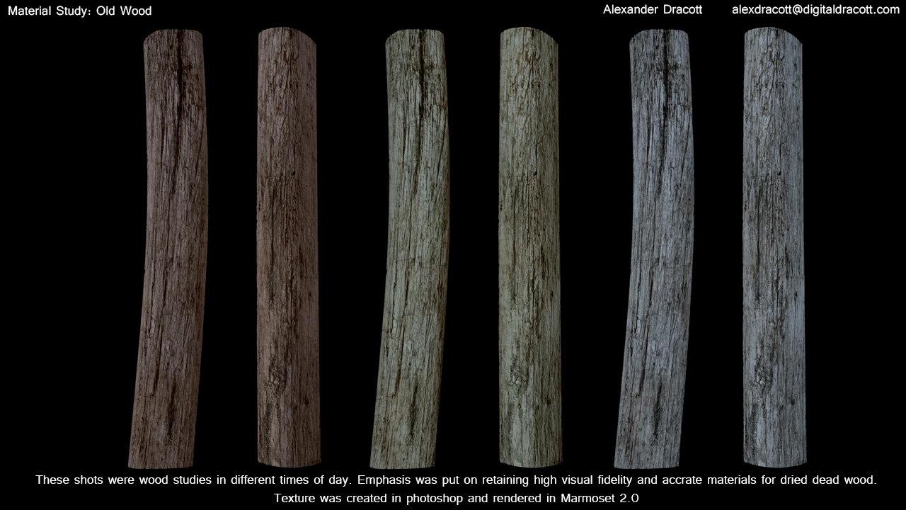 Alexander dracott mat oldwood