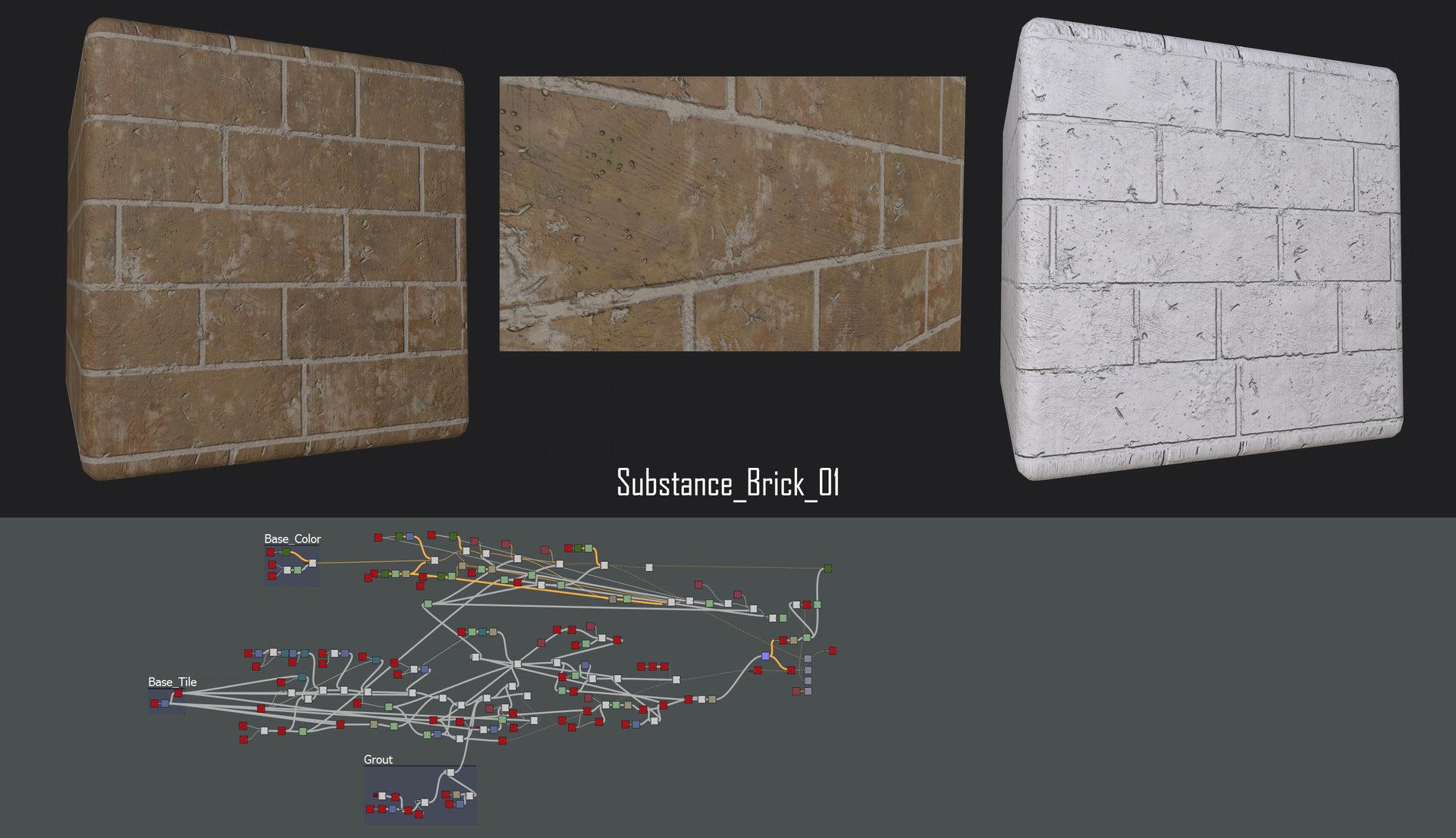 Anshul sharma brick substance screenshot