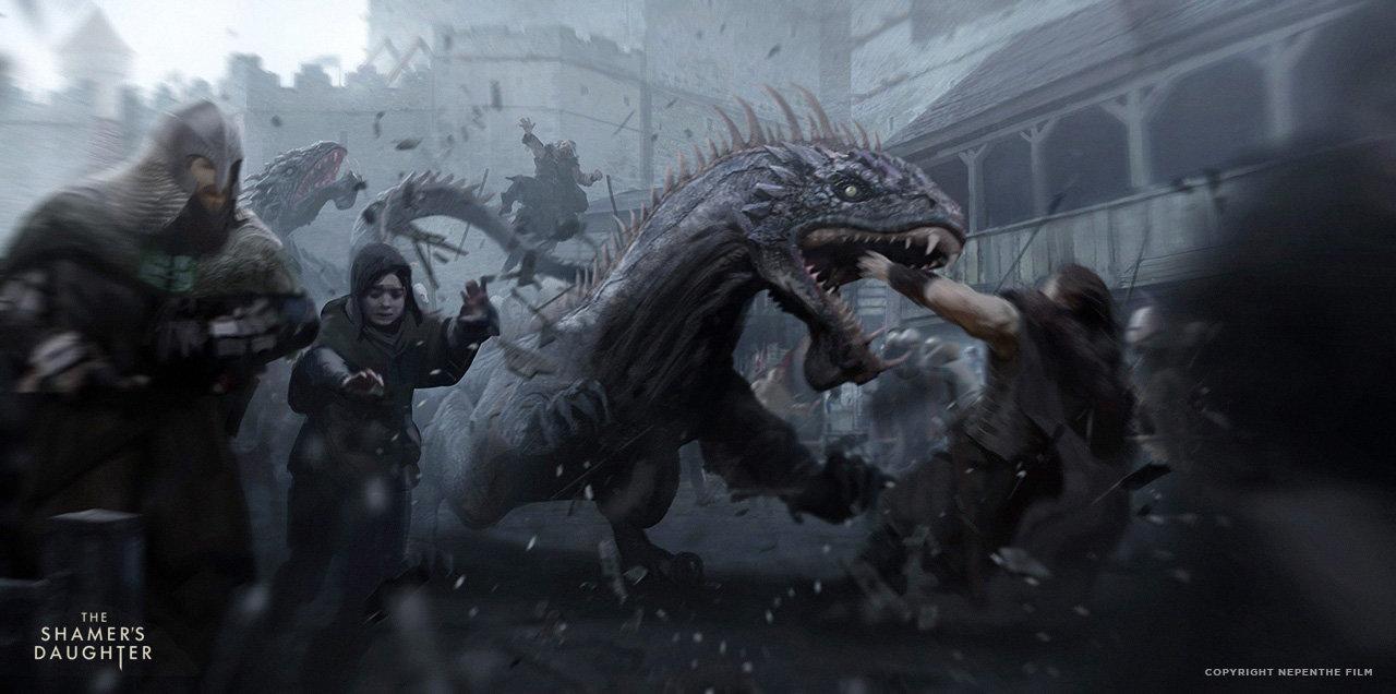 Jan ditlev draco attack concept 02