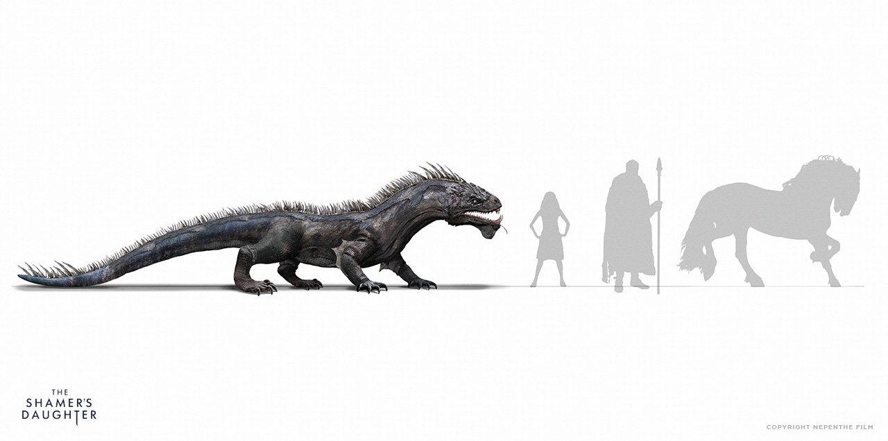 Jan ditlev draco size comp