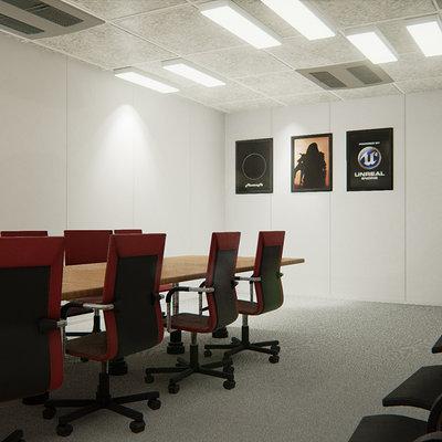 UE4 FoxOffice LightingTest