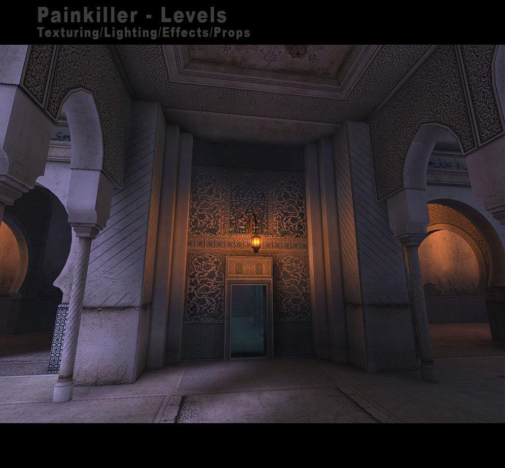 Painkiller (2001-2005)