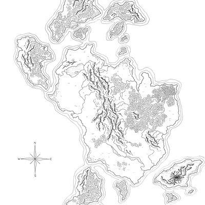 Ben milton jungle archipelago