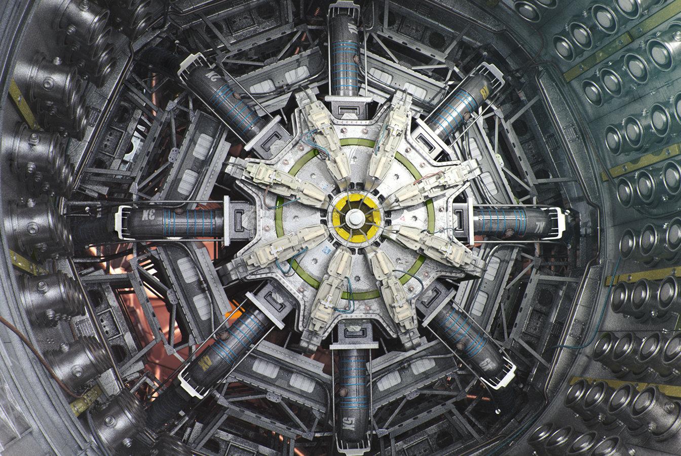 Zbrush 4R7 Fusion Machine