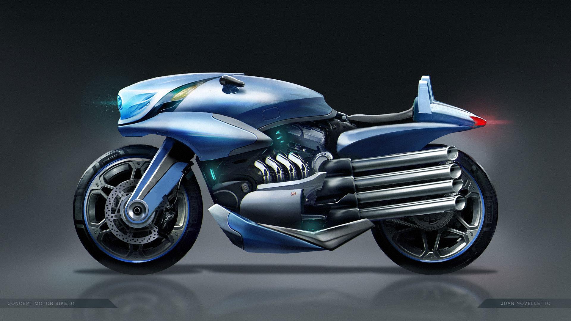 Concept Motorbike 01