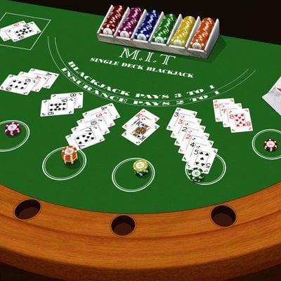 David roberson blackjack qs