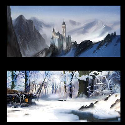 Ludovic sanson planche landscape2