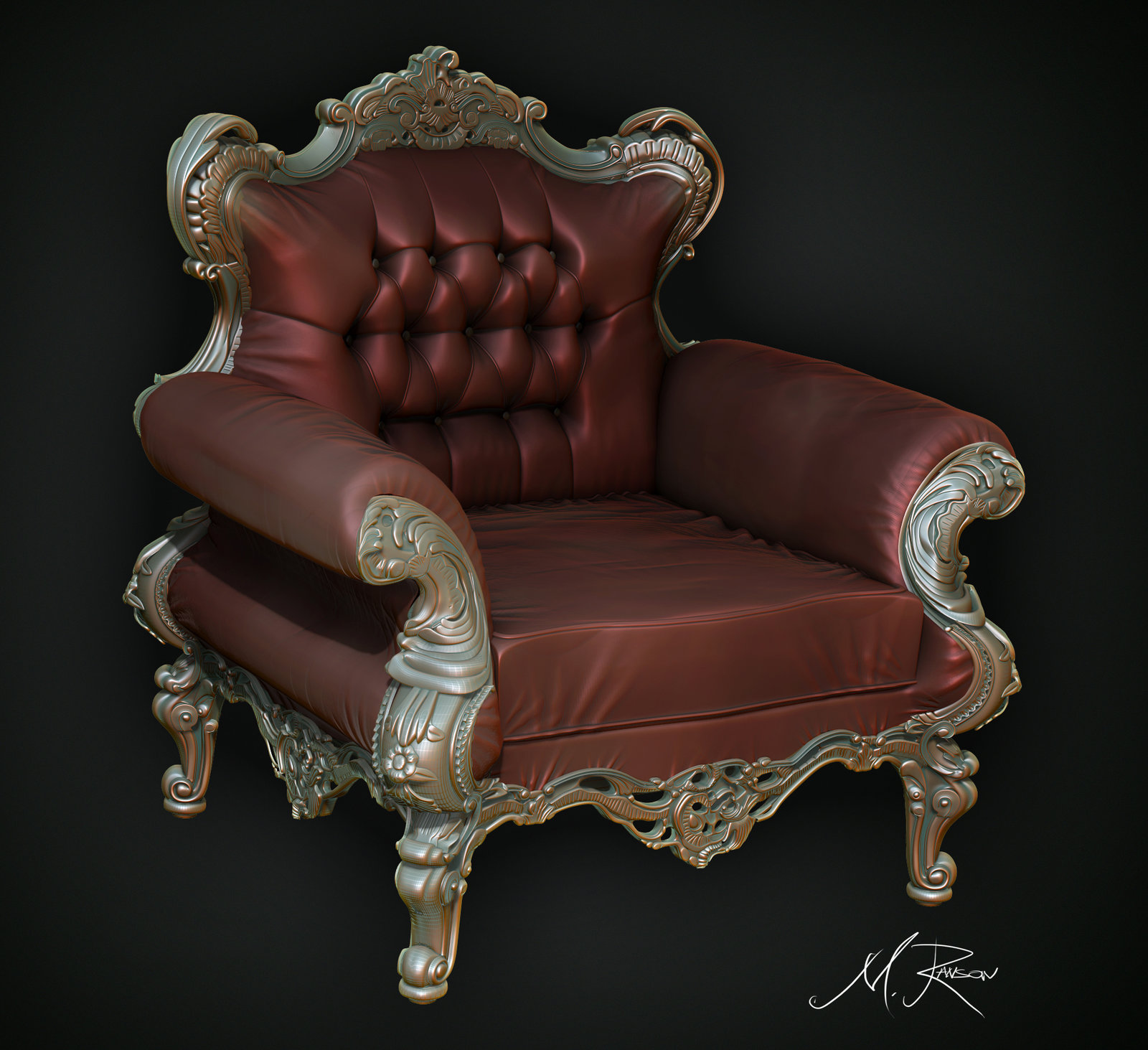 Chair Sculpt