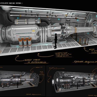 Pat presley cyclops engineroom sheet