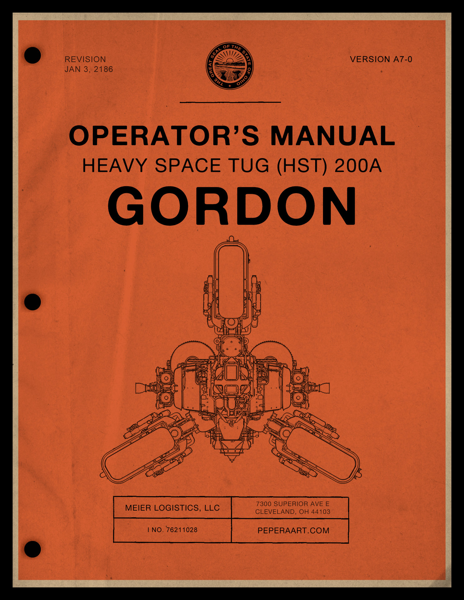 Paul pepera gordon manual