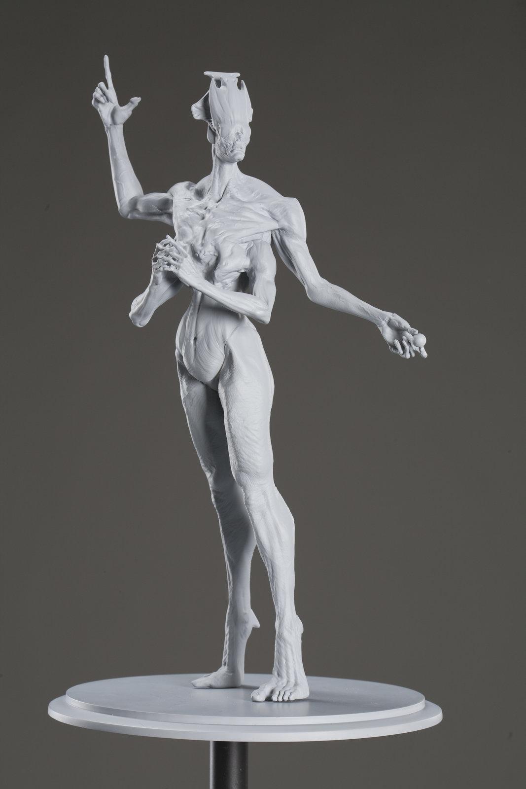 Archon 3D printed maquete