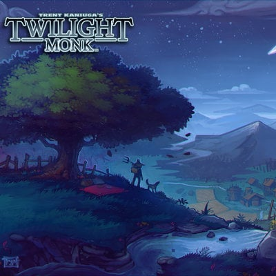 Trent kaniuga aquatic moon trent kaniuga twilight monk tuksa1ver3
