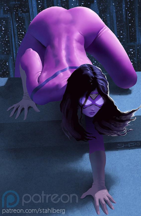 Steven stahlberg spiderwomanad