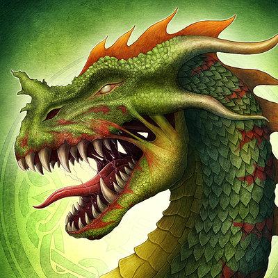 Aishwaary anant zombie dragon