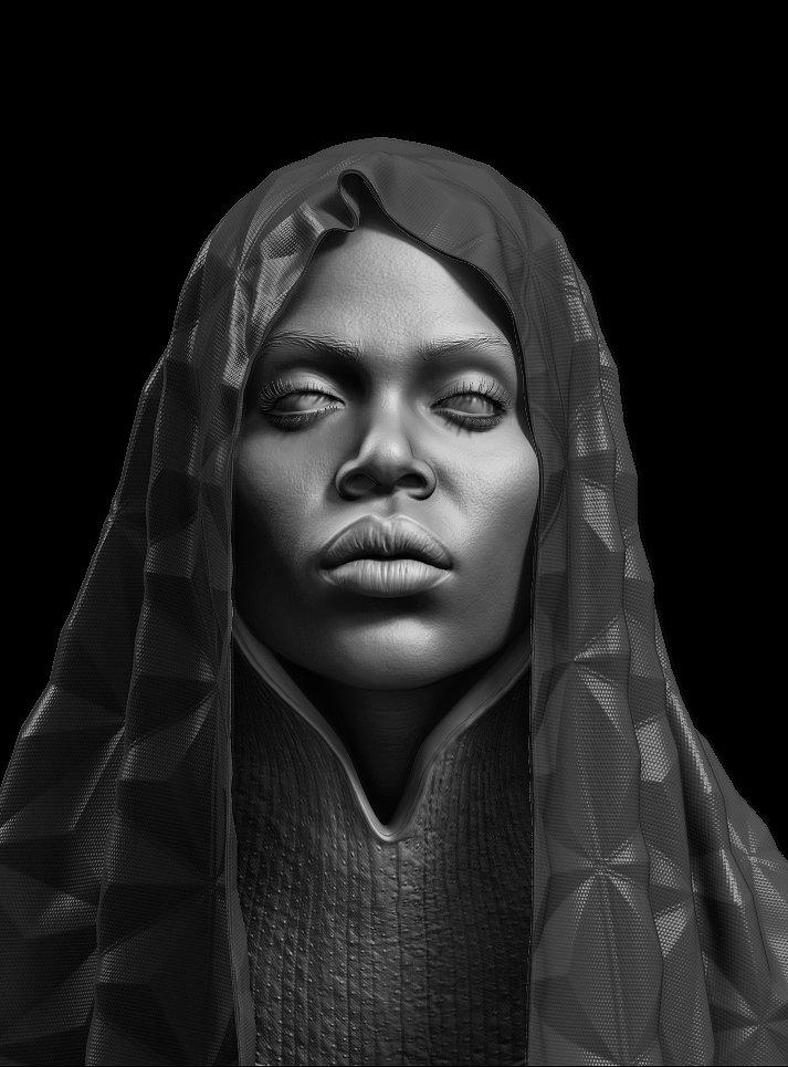 Sorin lupu black woman