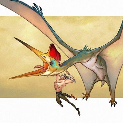 Alberto camara quetzalcoatlus