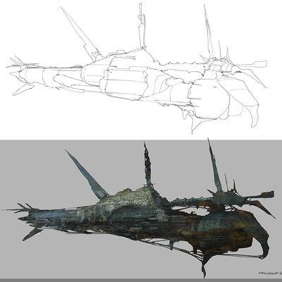 Thomas pringle arica spaceship01a