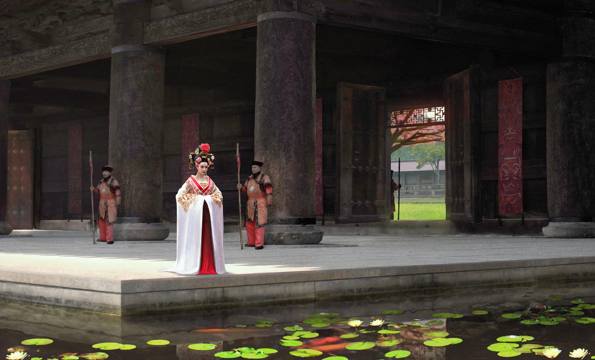 Chander lieve temple