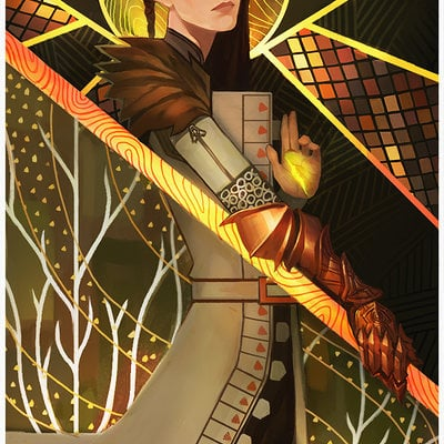 Benjamin ee inquisitor lavellan tarot final