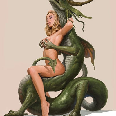 Edward halmurzaev dragonlove copy