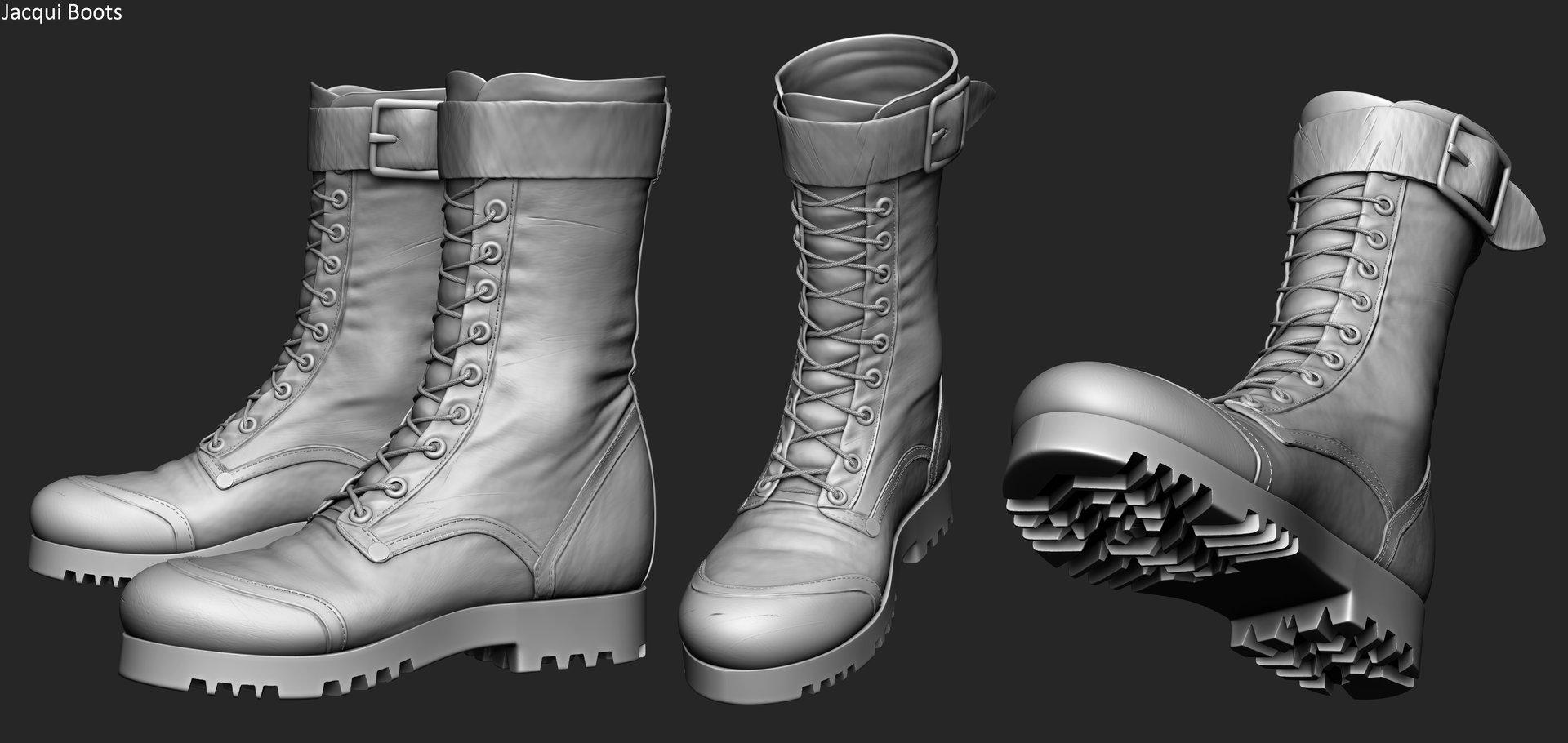 Solomon gaitan jacqui boots