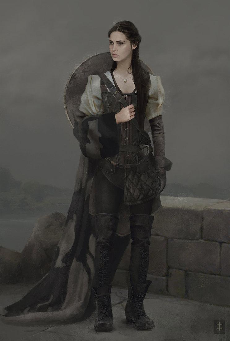 Eve Ventrue's Shieldmaiden