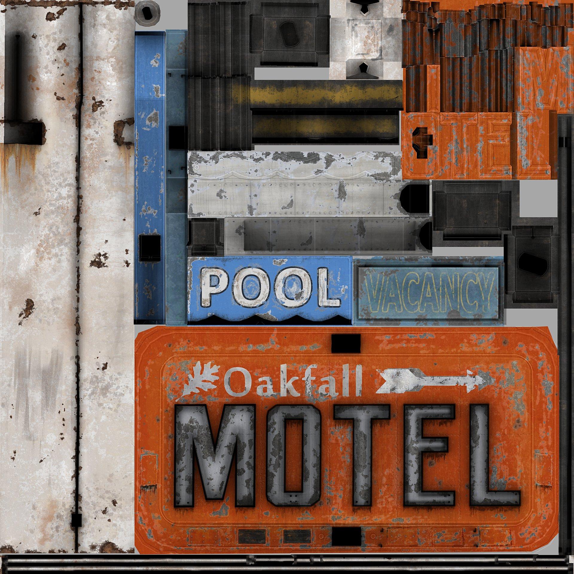 Dennis glowacki motelsign2