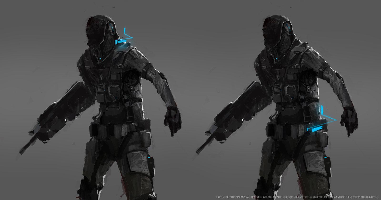 Ghost Recon Phantoms- Recon