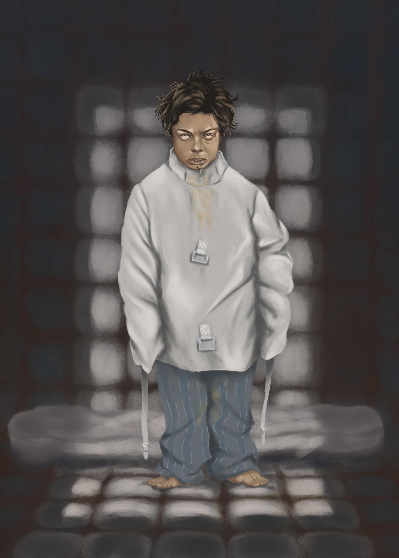 Daniel hidalgo vicente dibujo 2 nino