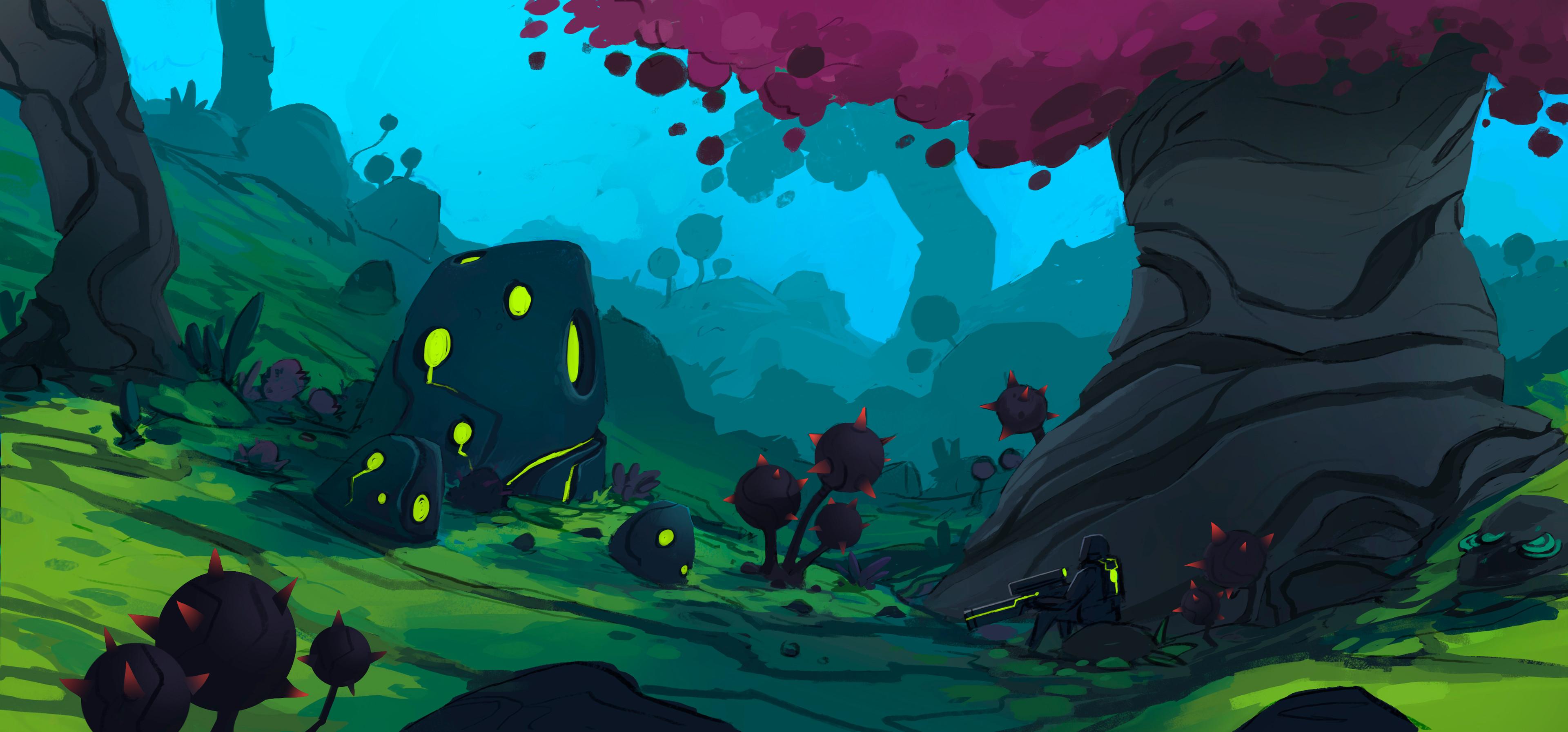 Alien Planet - Unannounced Title