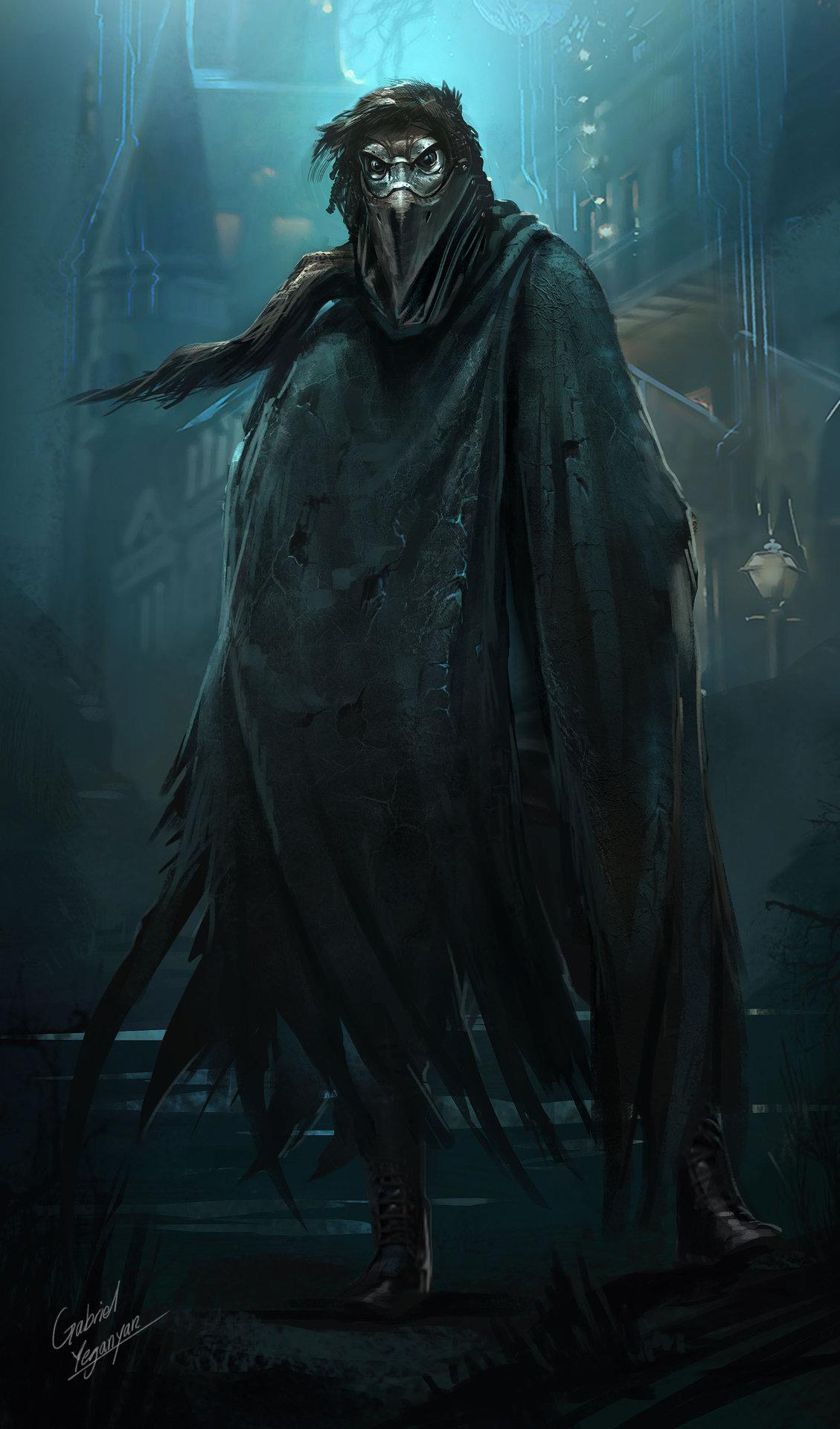 Gabriel yeganyan corvus final cloaked 2