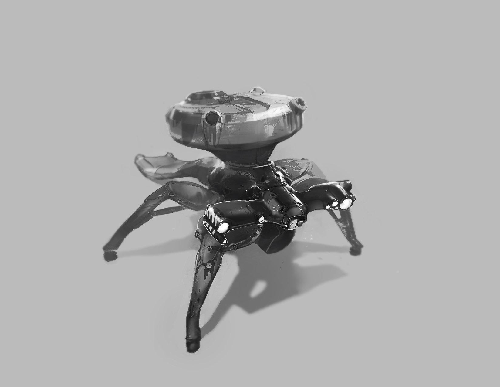 Mikhail rakhmatullin mini robot 2 1
