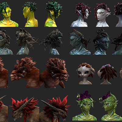 Alexandra jackson ajackson hairstyles 01