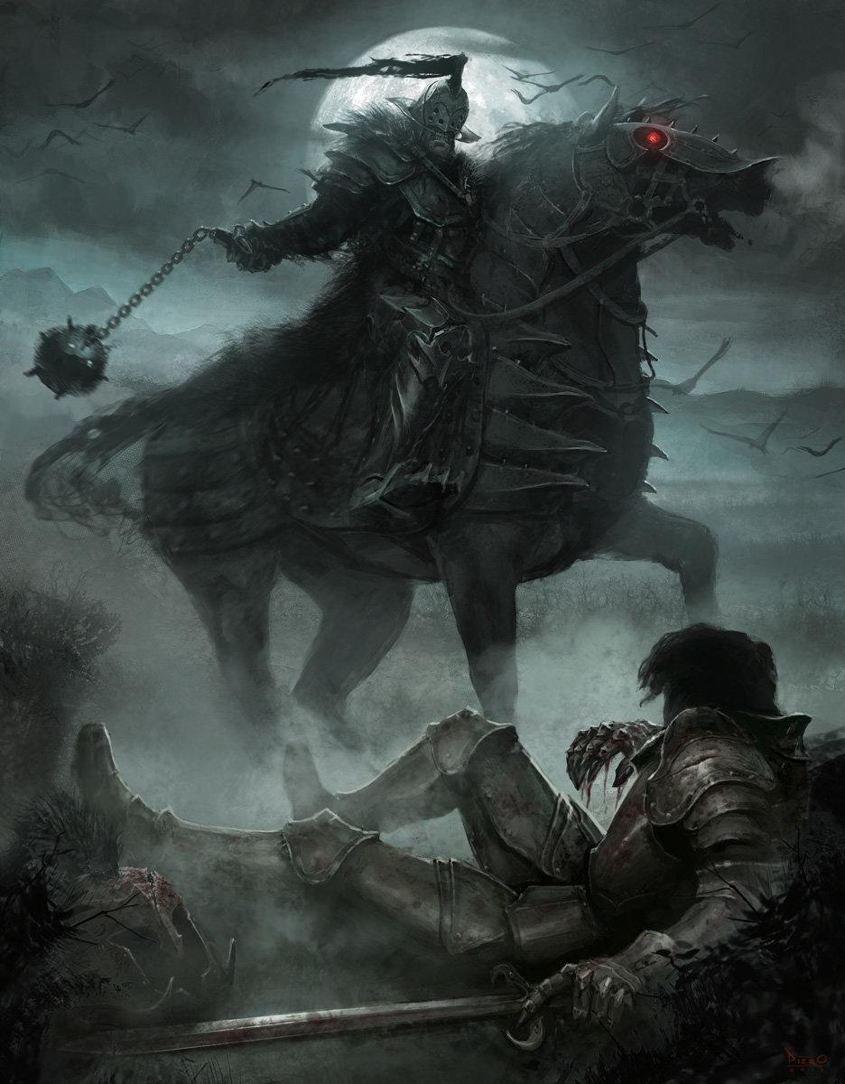 Piero macgowan gladiator horsemanweb